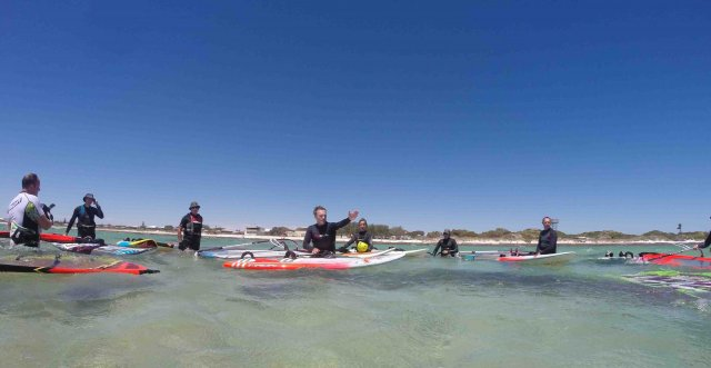 Lancelin 19-22nd Dec 2013